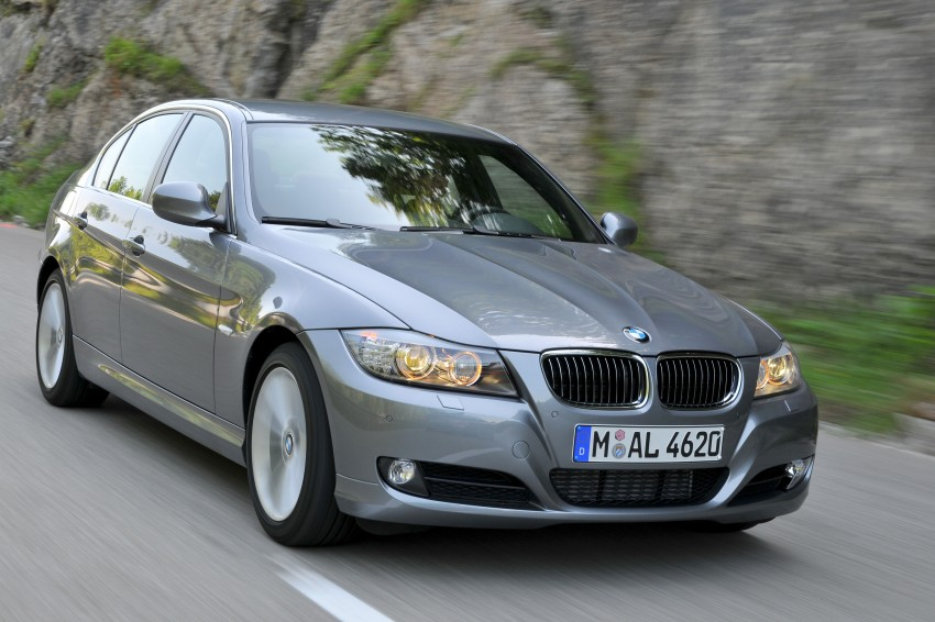 2009 BMW 335i and 330d LCI Review Image #273591