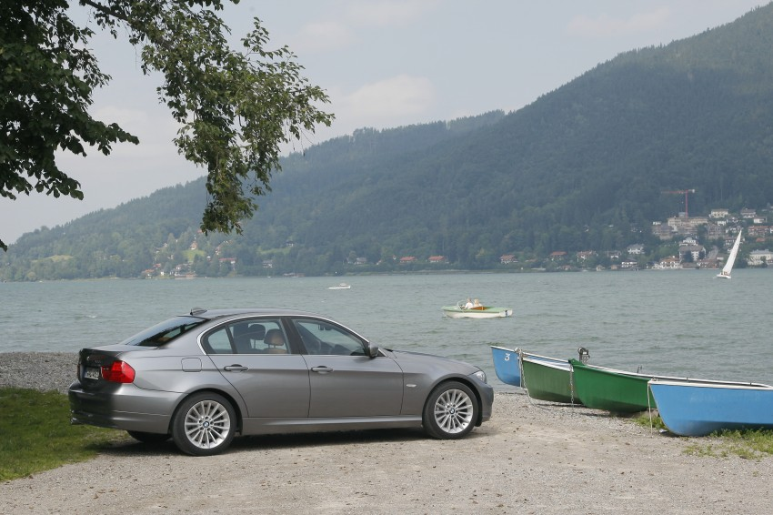 2009 BMW 335i and 330d LCI Review Image #273552