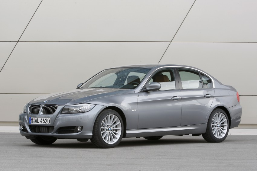 2009 BMW 335i and 330d LCI Review Image #273547