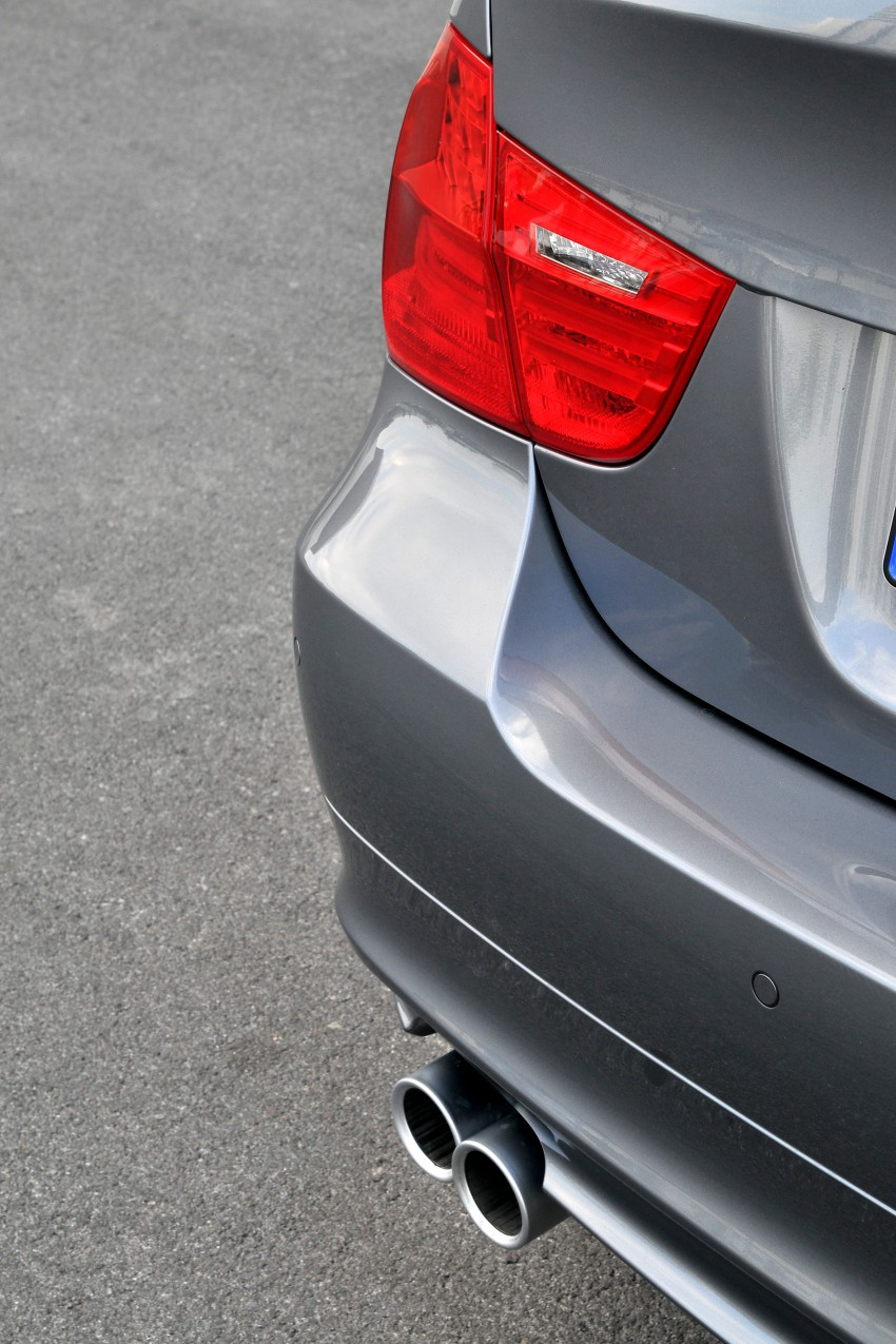 2009 BMW 335i and 330d LCI Review Image #273514