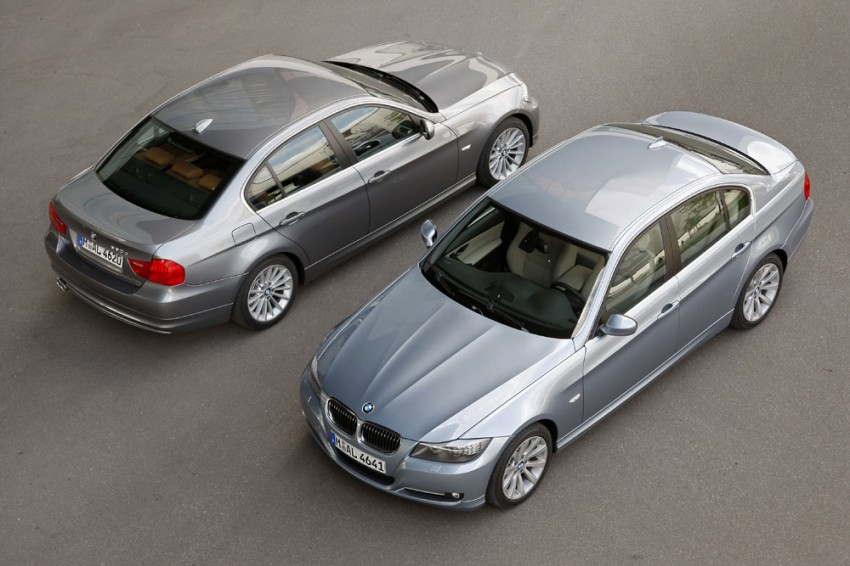 2009 BMW 335i and 330d LCI Review Image #273489