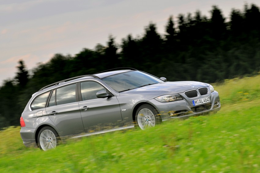 2009 BMW 335i and 330d LCI Review Image #273762