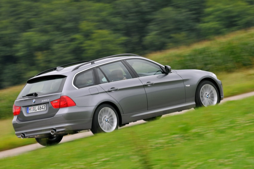 2009 BMW 335i and 330d LCI Review Image #273760