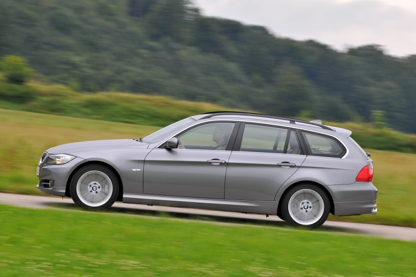 2009 BMW 335i and 330d LCI Review Image #273759