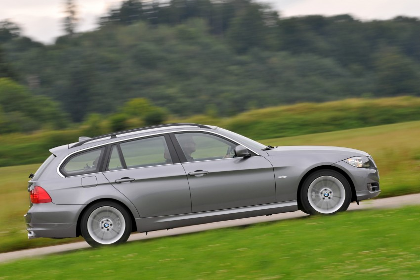2009 BMW 335i and 330d LCI Review Image #273758