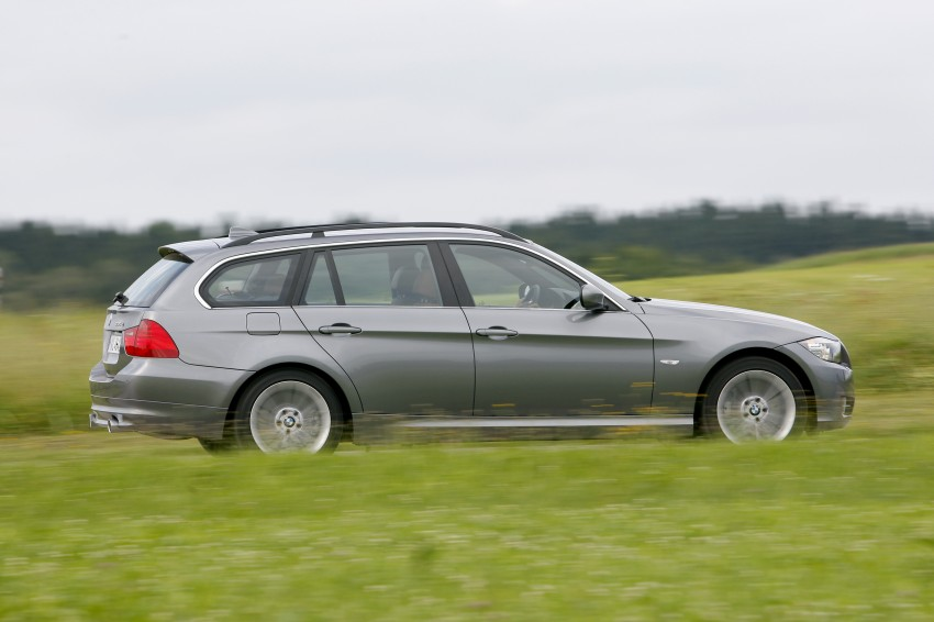2009 BMW 335i and 330d LCI Review Image #273756