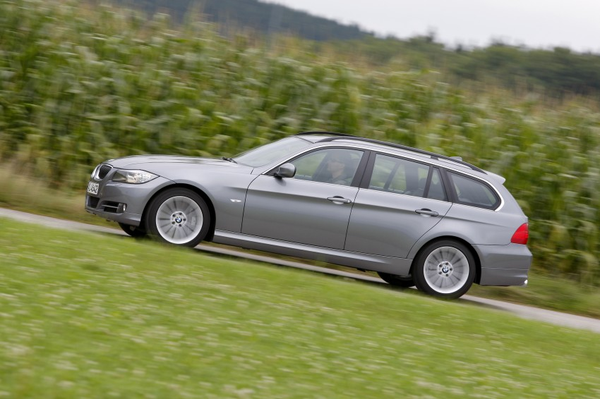 2009 BMW 335i and 330d LCI Review Image #273754
