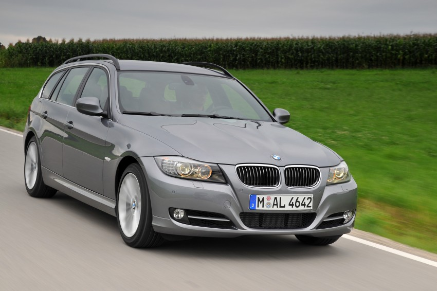 2009 BMW 335i and 330d LCI Review Image #273752