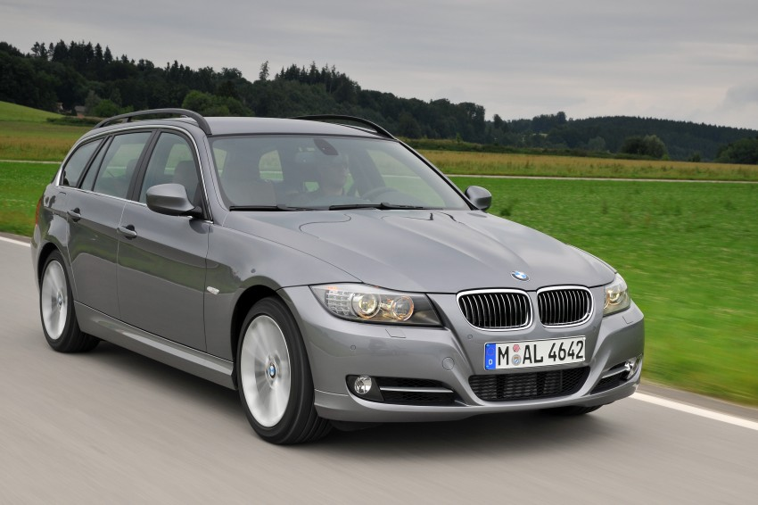 2009 BMW 335i and 330d LCI Review Image #273751