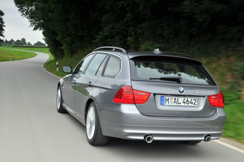 2009 BMW 335i and 330d LCI Review Image #273748