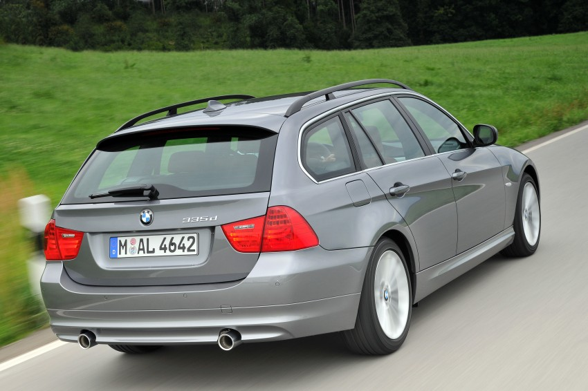 2009 BMW 335i and 330d LCI Review Image #273747
