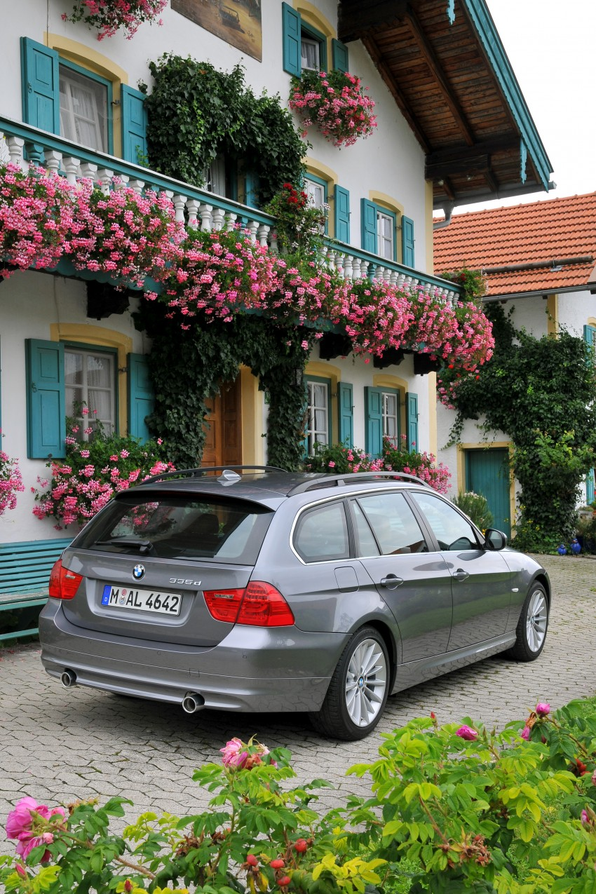 2009 BMW 335i and 330d LCI Review Image #273744