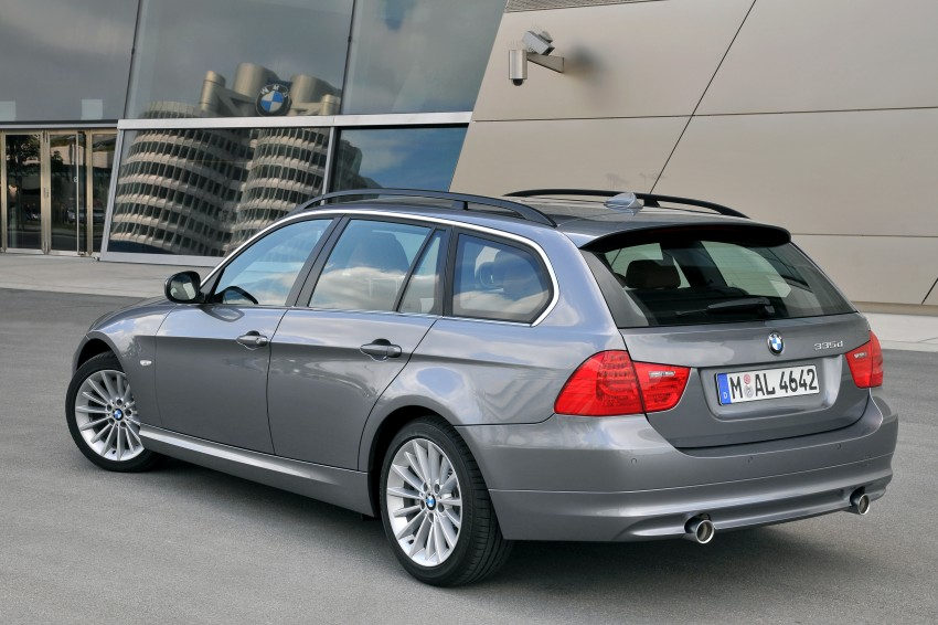 2009 BMW 335i and 330d LCI Review Image #273741