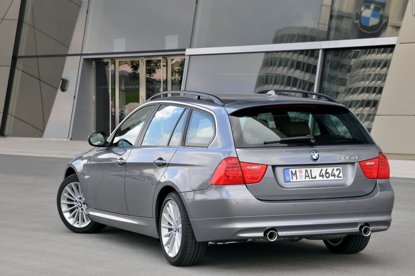 2009 BMW 335i and 330d LCI Review Image #273740