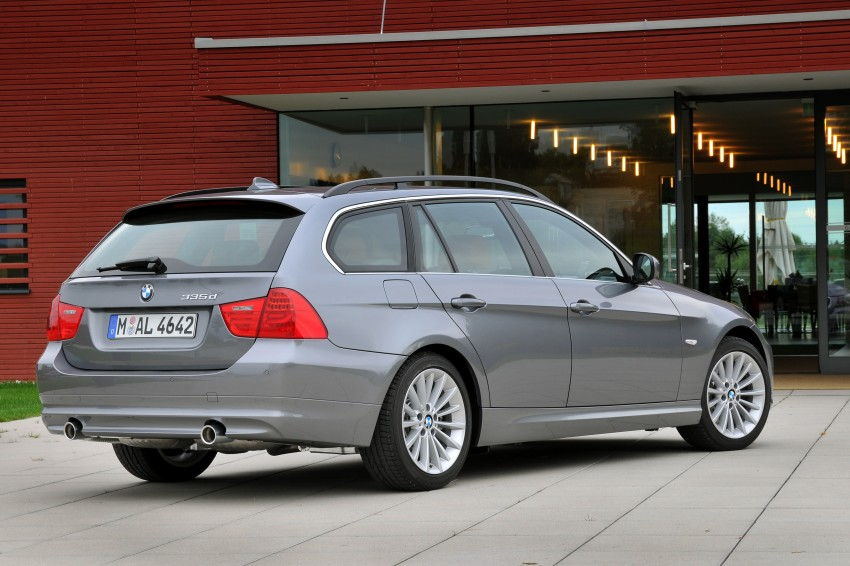 2009 BMW 335i and 330d LCI Review Image #273739