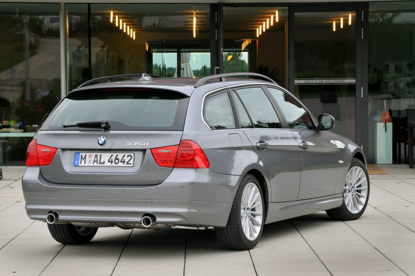 2009 BMW 335i and 330d LCI Review Image #273738