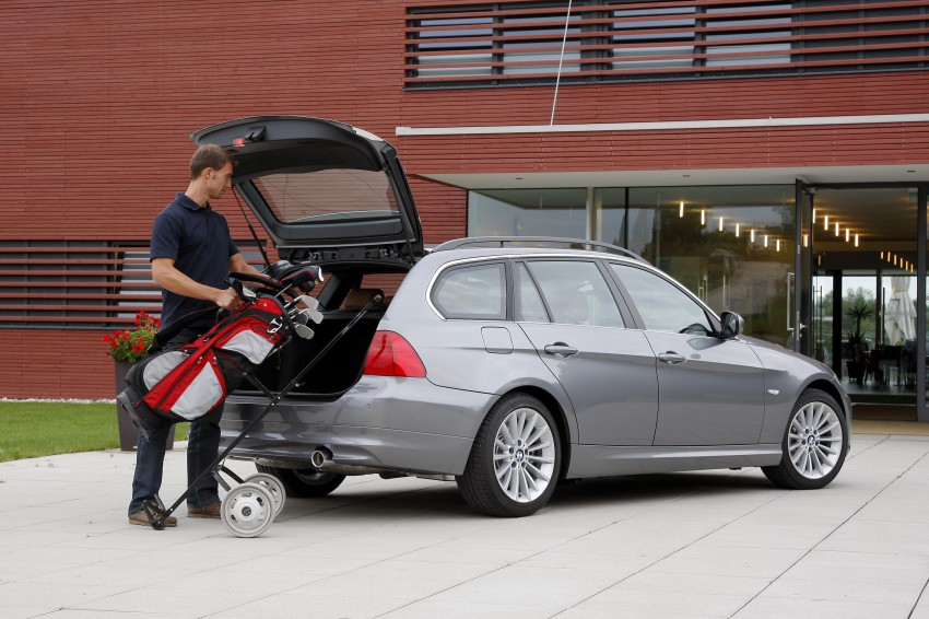 2009 BMW 335i and 330d LCI Review Image #273737