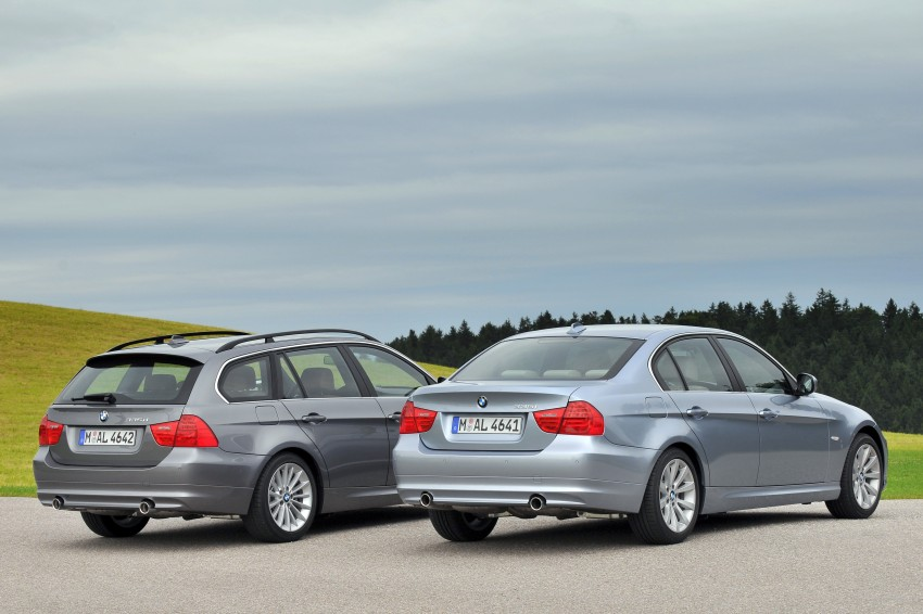 2009 BMW 335i and 330d LCI Review Image #273735