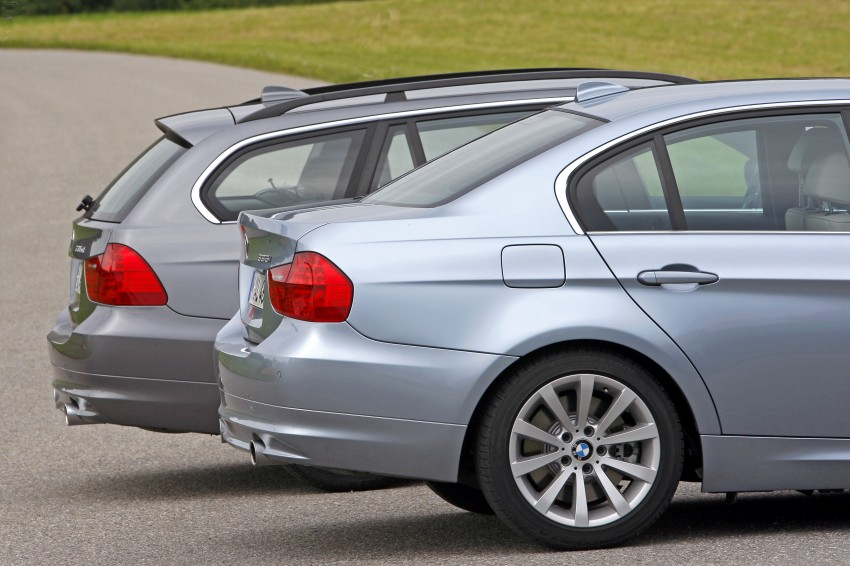 2009 BMW 335i and 330d LCI Review Image #273734