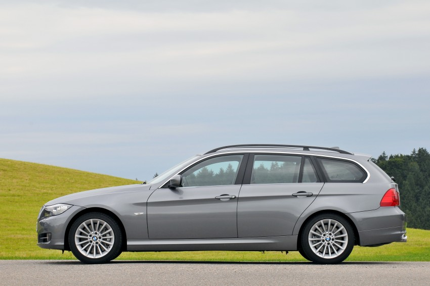 2009 BMW 335i and 330d LCI Review Image #273733