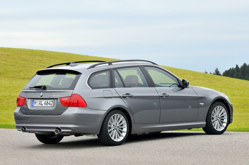 2009 BMW 335i and 330d LCI Review Image #273732