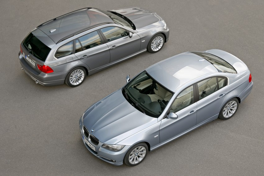 2009 BMW 335i and 330d LCI Review Image #273726