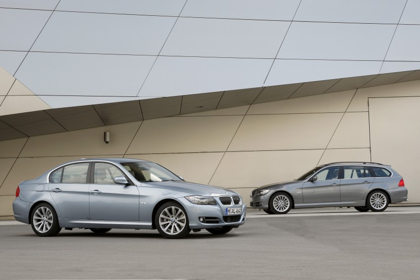 2009 BMW 335i and 330d LCI Review Image #273725