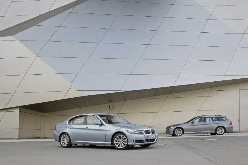 2009 BMW 335i and 330d LCI Review Image #273724