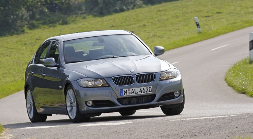 2009 BMW 335i and 330d LCI Review Image #273495