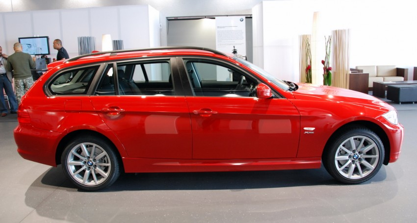 2009 BMW 335i and 330d LCI Review Image #273484