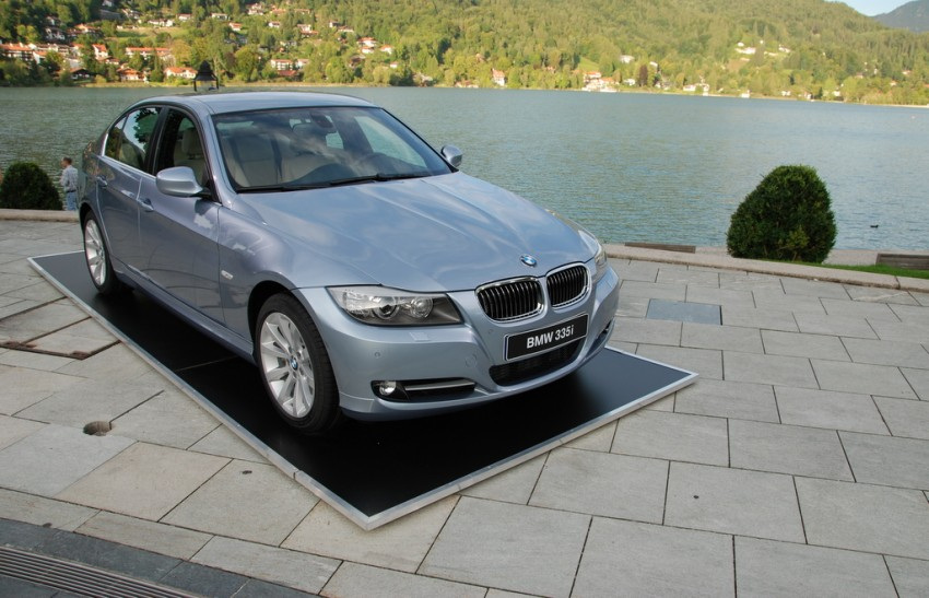 2009 BMW 335i and 330d LCI Review Image #273457