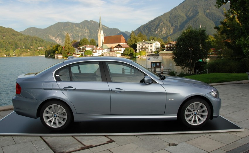 2009 BMW 335i and 330d LCI Review Image #273453