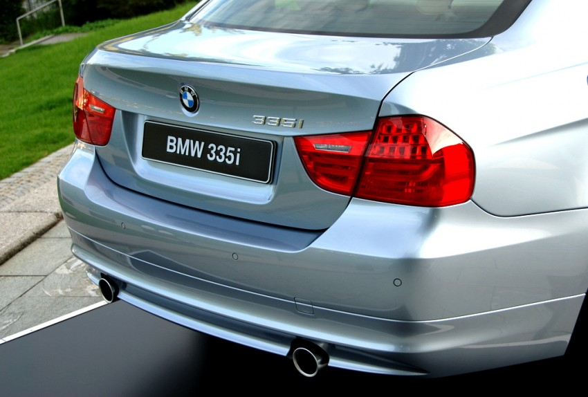 2009 BMW 335i and 330d LCI Review Image #273451