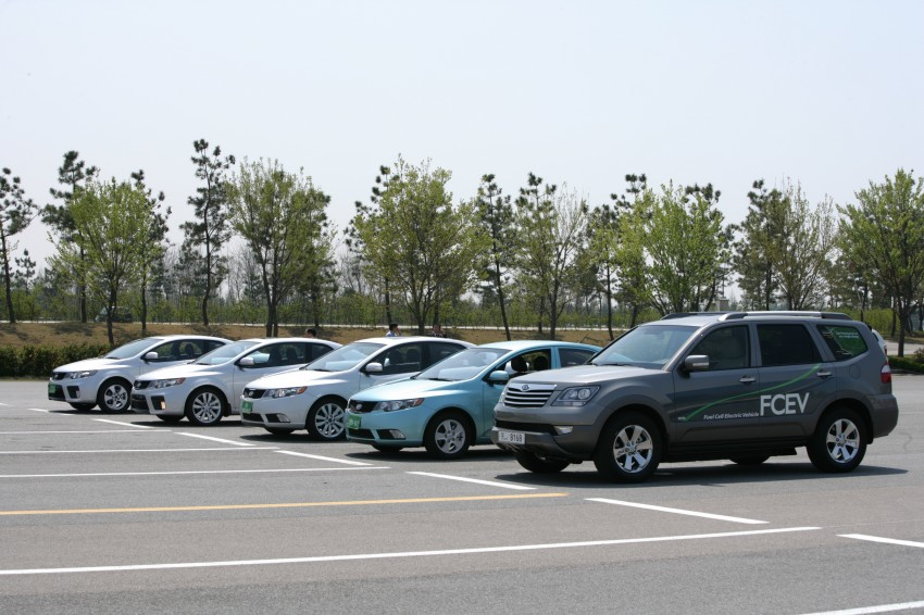 Kia Koup Preview Drive at Namyang R&D Centre! Image #273431