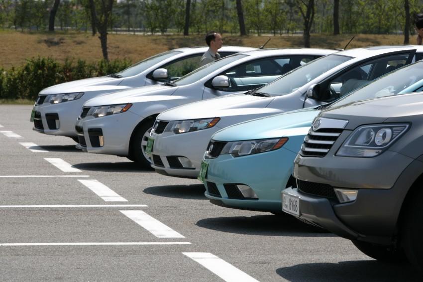 Kia Koup Preview Drive at Namyang R&D Centre! Image #273430