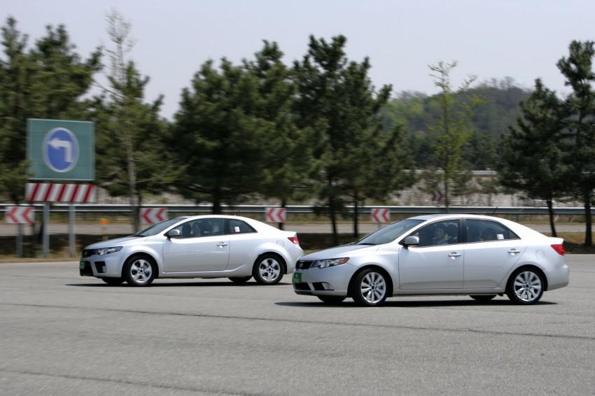 Kia Koup Preview Drive at Namyang R&D Centre! Image #273424