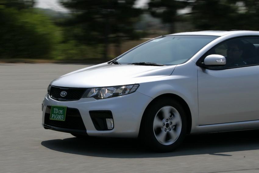 Kia Koup Preview Drive at Namyang R&D Centre! Image #273418