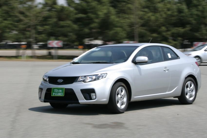 Kia Koup Preview Drive at Namyang R&D Centre! Image #273404