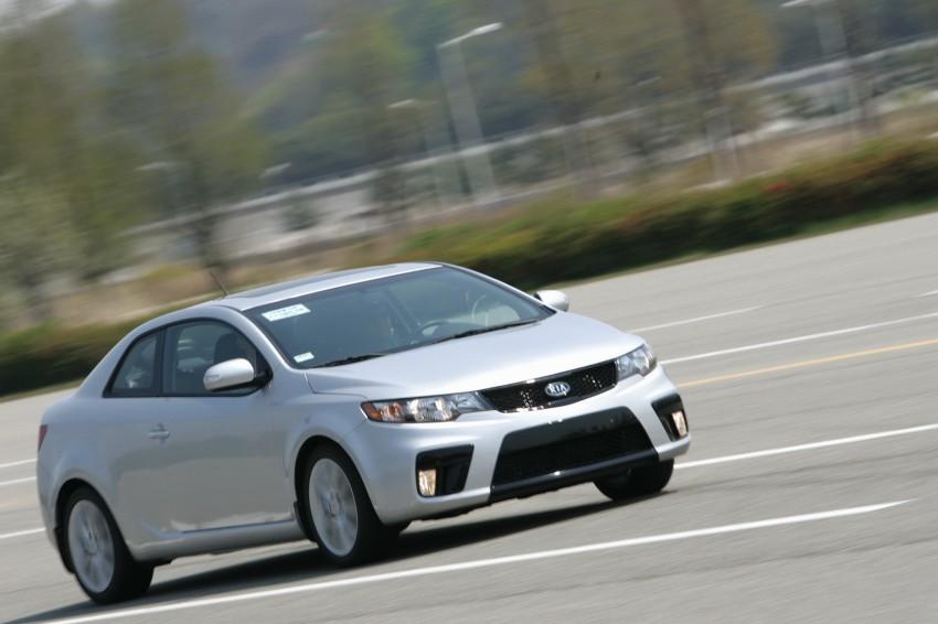 Kia Koup Preview Drive at Namyang R&D Centre! Image #273402
