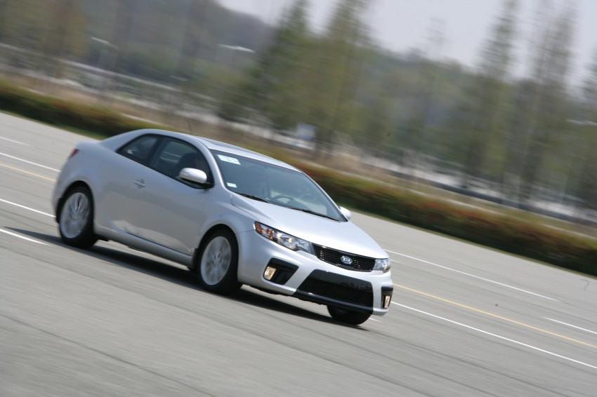 Kia Koup Preview Drive at Namyang R&D Centre! Image #273401