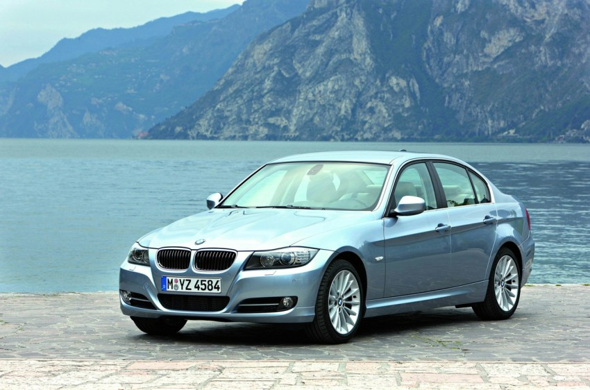 2009 BMW 335i and 330d LCI Review Image #273722