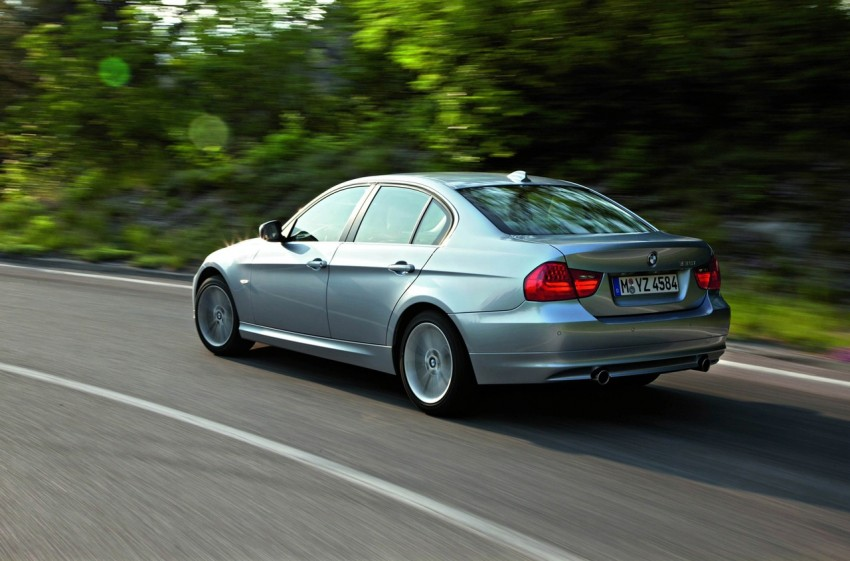 2009 BMW 335i and 330d LCI Review Image #273714