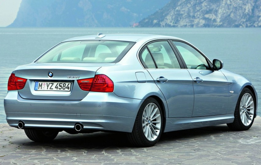 2009 BMW 335i and 330d LCI Review Image #273712