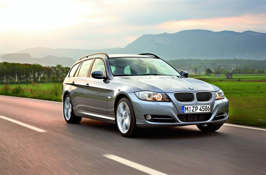 2009 BMW 335i and 330d LCI Review Image #273707