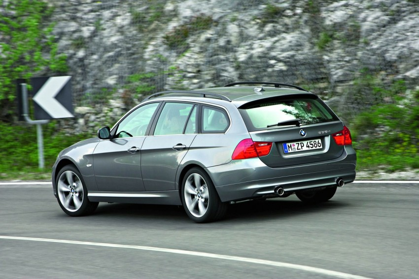 2009 BMW 335i and 330d LCI Review Image #273703