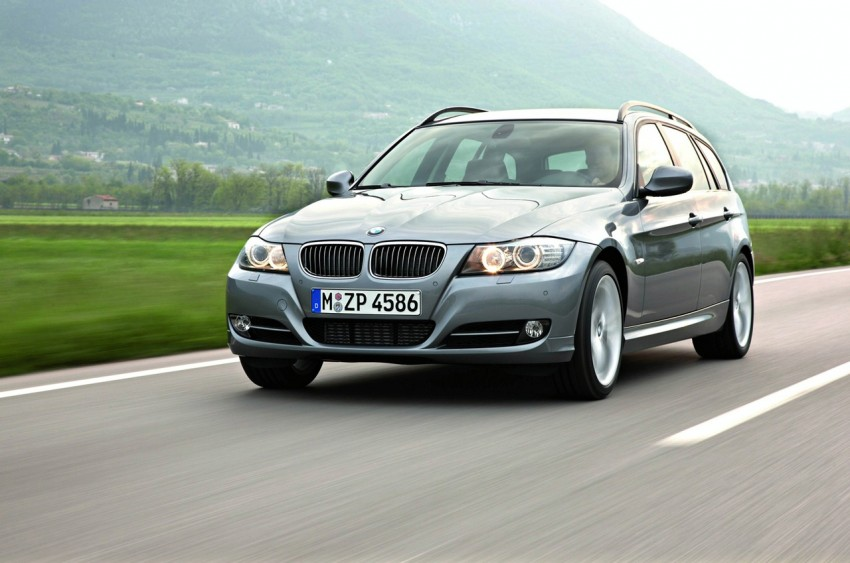 2009 BMW 335i and 330d LCI Review Image #273702