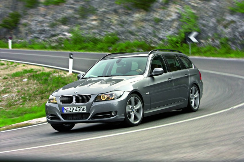 2009 BMW 335i and 330d LCI Review Image #273699