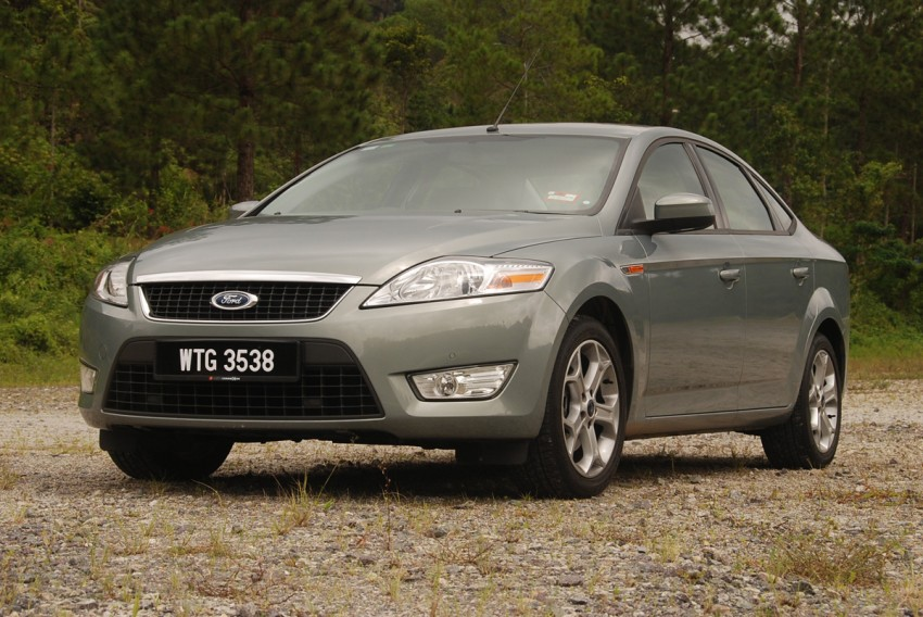 Ford Mondeo Test Drive Review Image #274074
