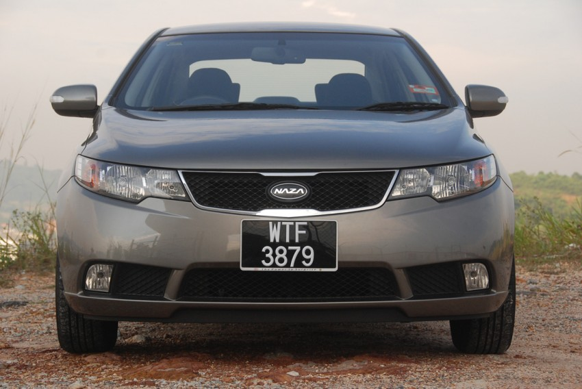 Kia Forte Review >> Kia Forte 1.6 Test Drive Review Paul Tan - Image 181755