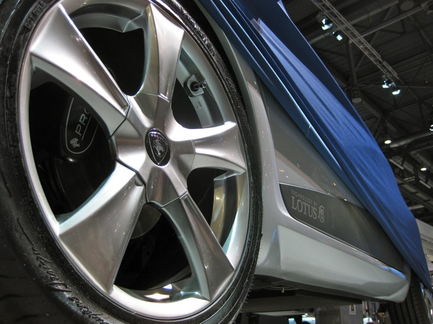 Proton EMAS Concepts: over 50 live images! Image #182656